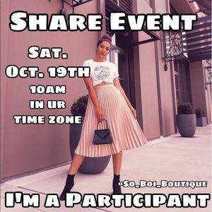 I'm a participant!